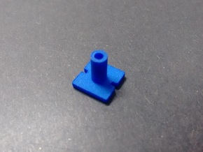 Coil Tube [MAGracing] in Blue Processed Versatile Plastic