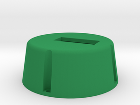 Grippy Bot - Base in Green Processed Versatile Plastic