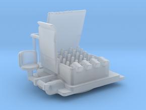 HedgeHog Mk 14 Mod 1/144 in Smooth Fine Detail Plastic