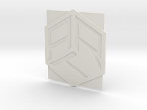 ART-ETIKETT in White Strong & Flexible