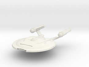 "NX Class Refit  4.1"" in White Strong & Flexible"