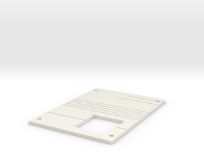 LPA NN-14 Right Panel in White Strong & Flexible