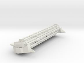 R52/R50 24ft Flex Head in White Natural Versatile Plastic