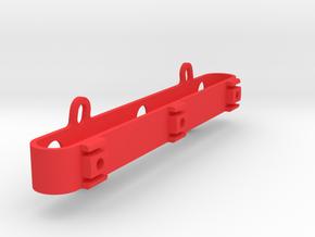Open 5.00 Support Esparts Entretoise in Red Processed Versatile Plastic