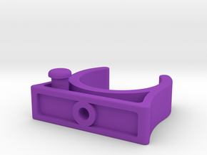 Open 5.00 Support Espart Mono in Purple Processed Versatile Plastic