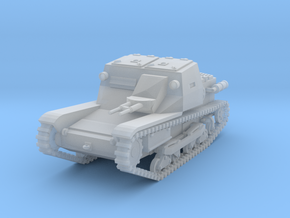 PV38C L3/33 Tankette (1/87) in Smooth Fine Detail Plastic