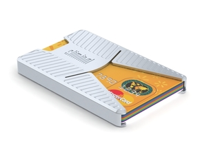"""Sliminal """"Ti Solar"""" (8 Cards) in White Strong & Flexible"""