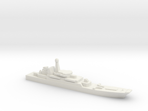 Ropucha II-class landing ship, 1/2400 in White Natural Versatile Plastic