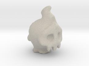 Duskull in Natural Sandstone