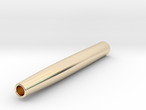 GalacTops // Pro Straw (control) in 14k Gold Plated