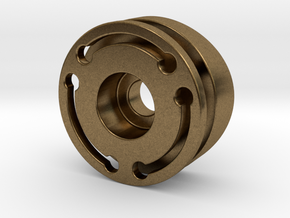 Covertec Wheel For 1.375'' OD in Natural Bronze