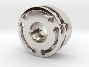 Covertec Wheel For 1.375'' OD in Platinum