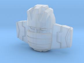 Wheeljack/Slicer Sunbow (Titans Return) in Smooth Fine Detail Plastic