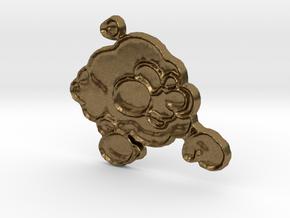 Huff n Puff  in Natural Bronze