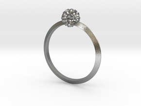 Kaleido Classic - 55 circumference  in Natural Silver