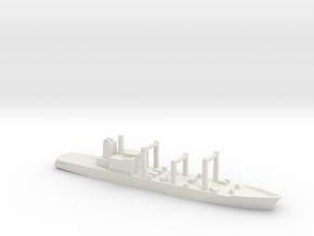 Towada-class replenishment ship, 1/3000 in White Natural Versatile Plastic