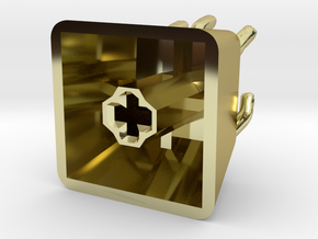 Hand Cherry MX Keycap in 18K Gold Plated