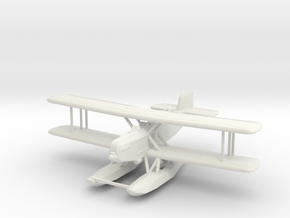 Martin T3M (floats) in White Strong & Flexible: 1:200