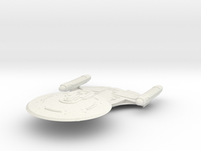 Discovery Class X Cruiser in White Strong & Flexible