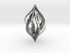 'Kaladesh' D10 Balanced Gaming die in Natural Silver