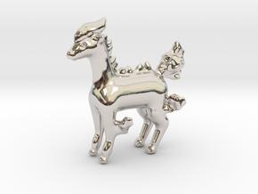 Ponyta in Platinum