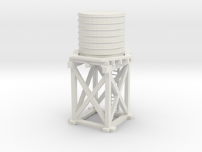 Water Tower Nz120 in White Strong & Flexible