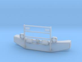 1/24 Massport R-1 Bumper V1 in Frosted Ultra Detail