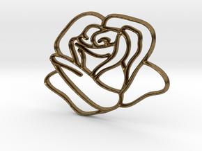 Rose Pure in Natural Bronze