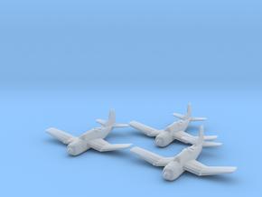 Douglas XSB2D 1:285 x3 in Smooth Fine Detail Plastic