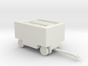 1/144 Scale TTU-228 E GSE in White Natural Versatile Plastic