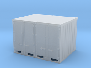 "1/64th DROM Cargo Box 120""L 82"" High in Frosted Ultra Detail"
