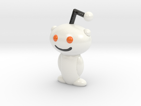 Snoo in Coated Full Color Sandstone