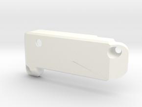 BlueFly Vario TTL v11 cover, for use on the Kobo M in White Processed Versatile Plastic