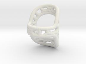 RingSplint US Size-4 in White Natural Versatile Plastic