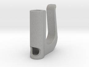 Ecig Clip in Aluminum