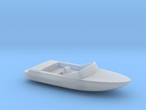 Pleasure Boat - HOscale in Smooth Fine Detail Plastic