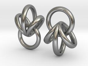 Gilbertsville in Natural Silver (Interlocking Parts): Medium