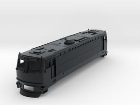 N AEM7 Loco Body Amtrak/SEPTA/MARC in Black Hi-Def Acrylate