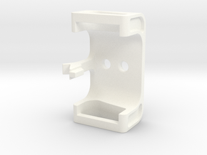 Inspire Monitor Halterung für Dual LiveBild in White Processed Versatile Plastic