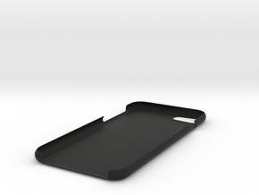 iPhone 7 Case in Black Natural Versatile Plastic
