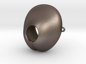 Electrosex Penis tip, E-Stim V4 Classic in Polished Bronzed Silver Steel