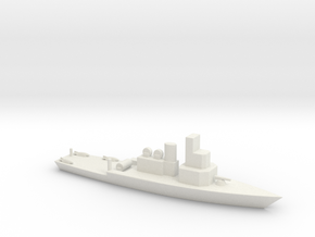 1/285 Scale USS Avenger (MCM-1) in White Strong & Flexible