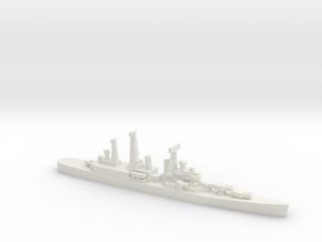 CLG-8 Topeka, 1/3000 in White Natural Versatile Plastic