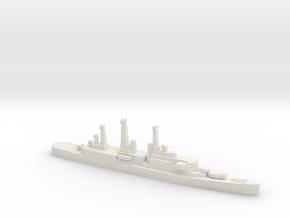 CLG-6 Providence, 1/3000 in White Natural Versatile Plastic