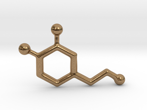 Molecules - Dopamine in Natural Brass