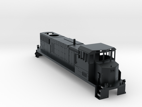 MK1500D HO Scale in Black Hi-Def Acrylate