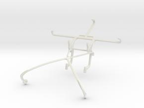 Controller mount for Shield 2015 & Meizu m3e in White Natural Versatile Plastic
