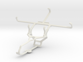 Controller mount for Steam & Vertu Signature Touch in White Natural Versatile Plastic