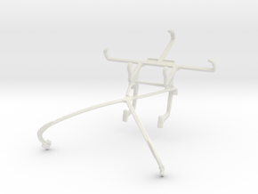 Controller mount for Shield 2015 & verykool s4007  in White Natural Versatile Plastic