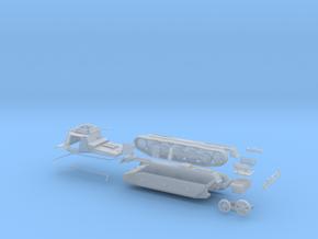 Sdkfz 265 Befehlswagen in Smooth Fine Detail Plastic
